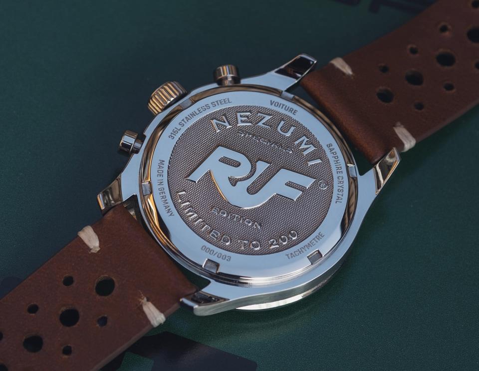 Watch Collaboration Between RUF Automobile and NEZUMI Studios