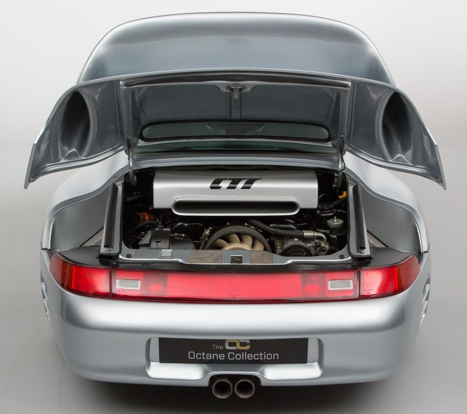 RUF CTR2 engine