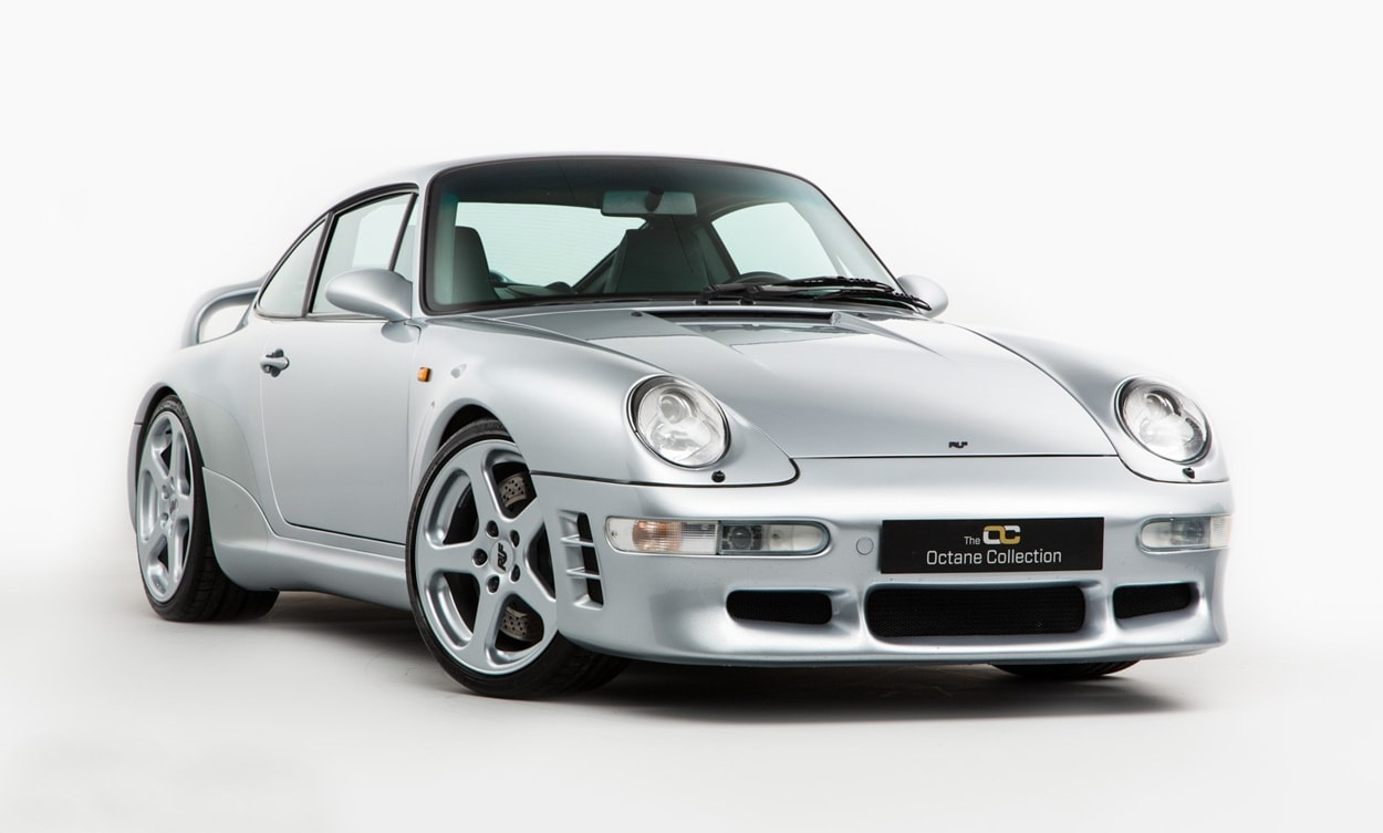 Rare 1997 RUF CTR2 For Sale