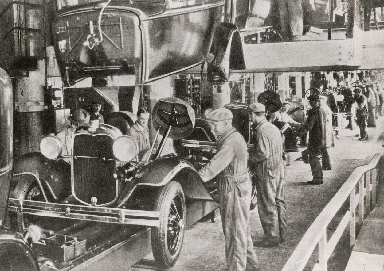 Car History 101: Ford Models