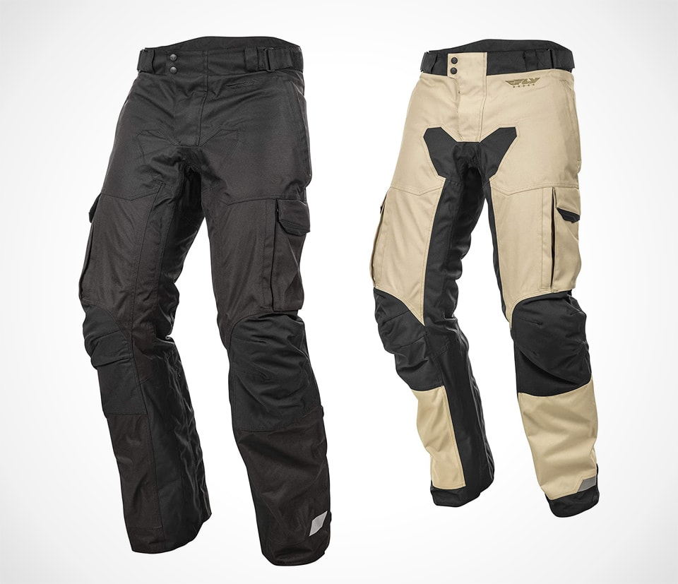 Protective Motorcycle Textile Pants