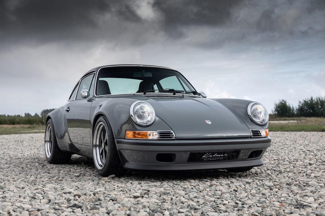 Restomod Porsche 964 for Tom Kristensen The KALMAR 7-978