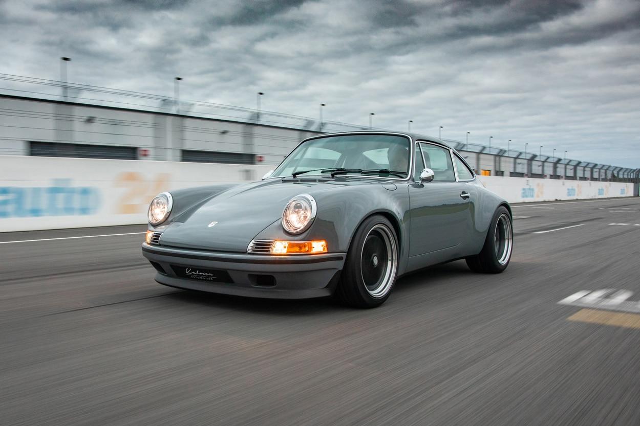 Restomod Porsche 964