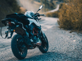 planning a motorcycle adventure