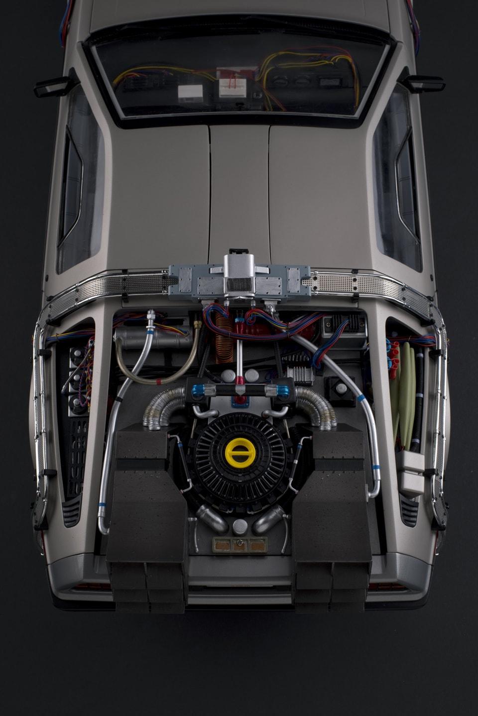 1:8 Scale Back To The Future DMC DeLorean