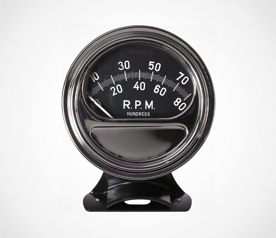 Actron Bosch Retro Line Tachometer