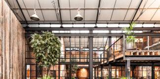 Factory Converted Into Impressive Birmingham Home