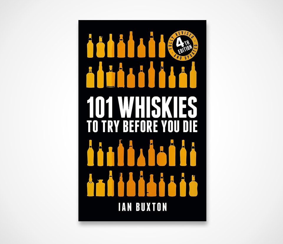 101 whiskies to try before you die book