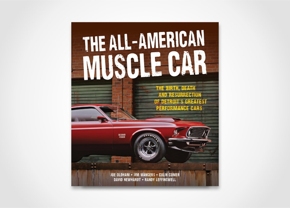 All American Muscle Car
