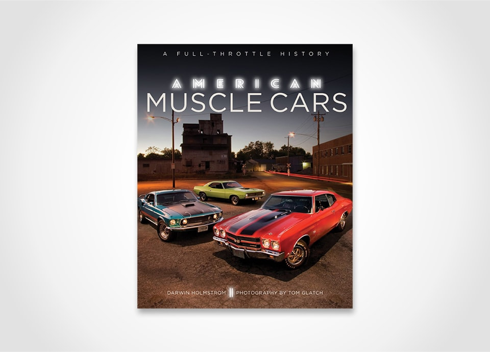 American Muscle Car Book