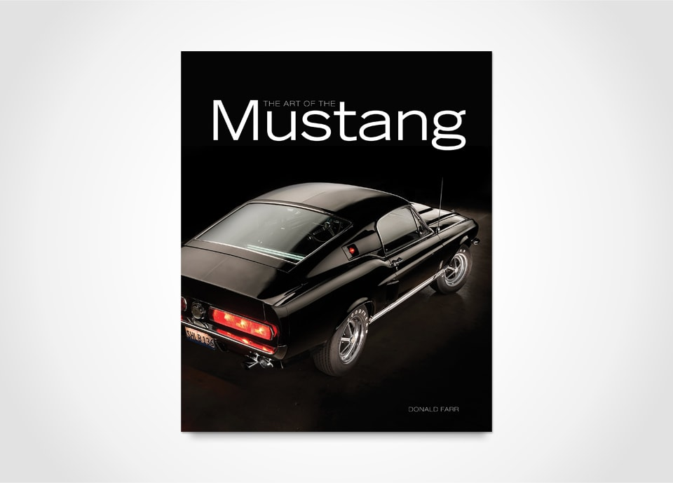 Art of the Ford Mustang Book