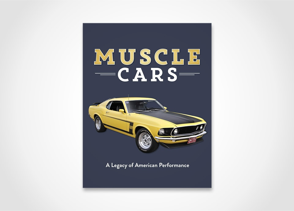 Best Muscle Car Books
