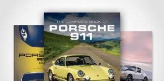 Books About Porsche