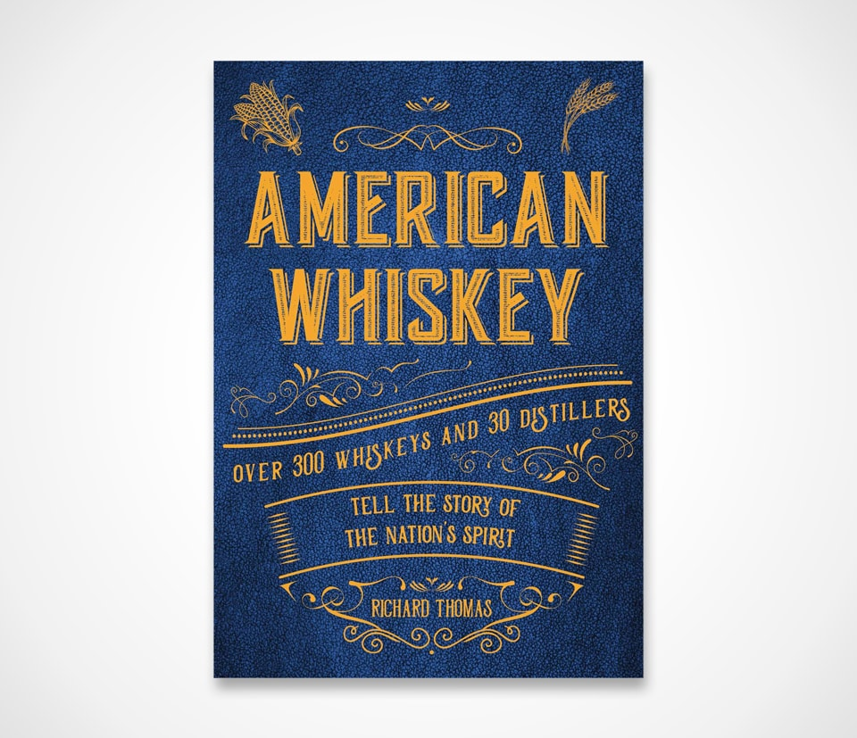 Book about american Whiskey