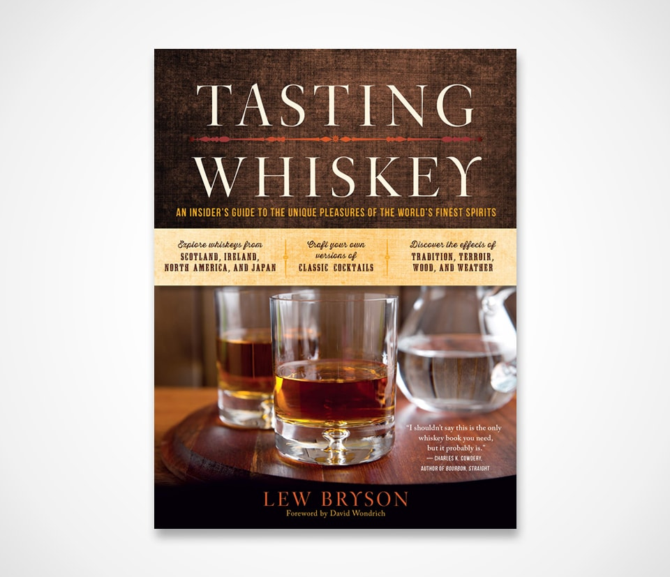 Book about tasting whiskey