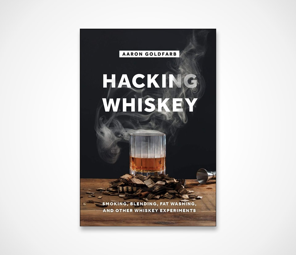 Book about whiskey blends