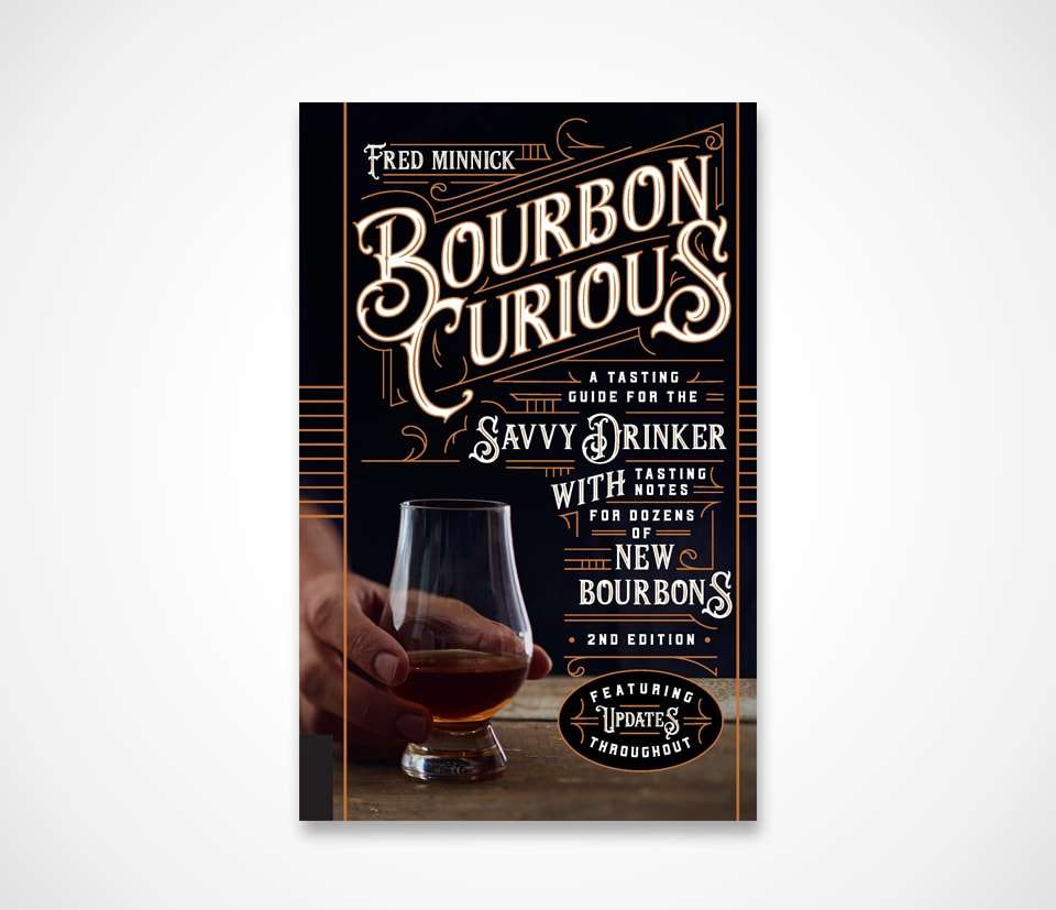 Book guide about bourbon