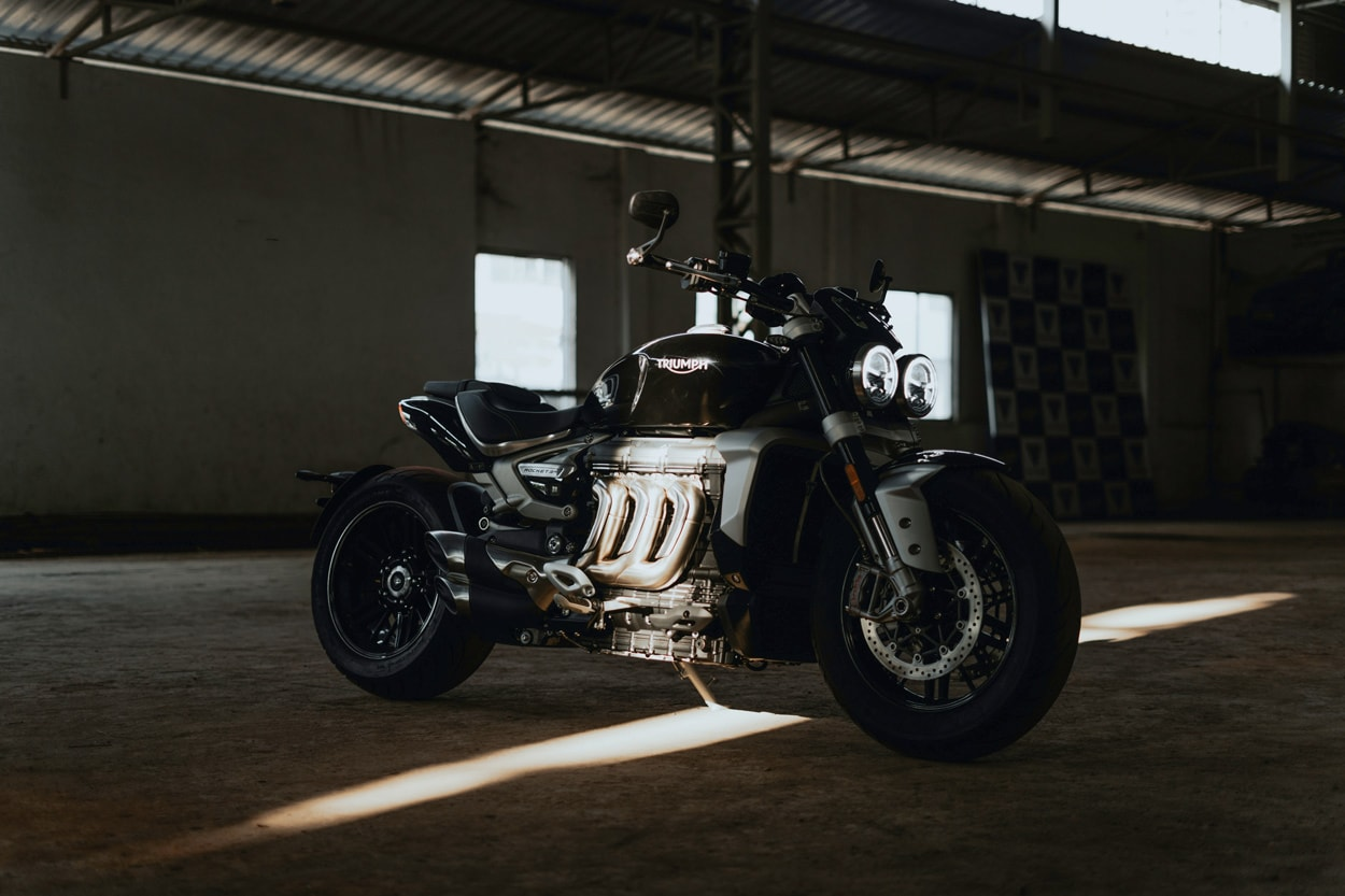 Insure Your New Motorcycle