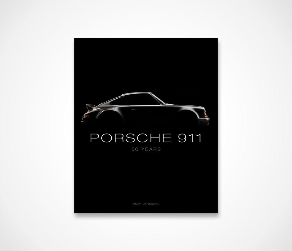 Porsche 911 50 Years Hardcover