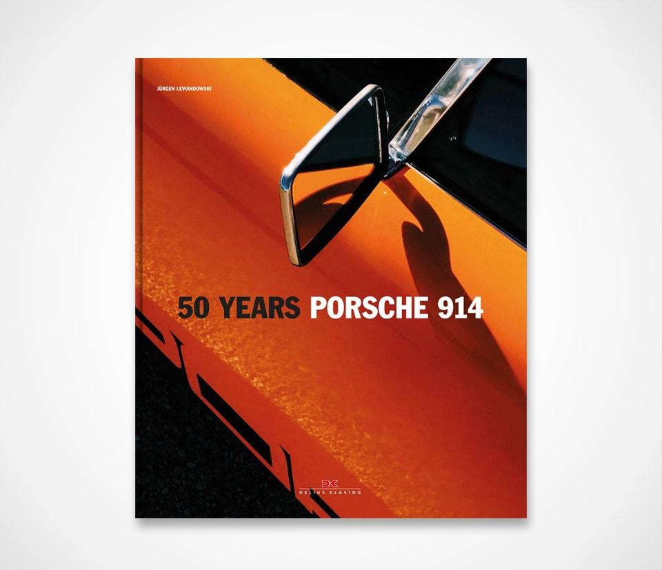 Porsche 914 Book