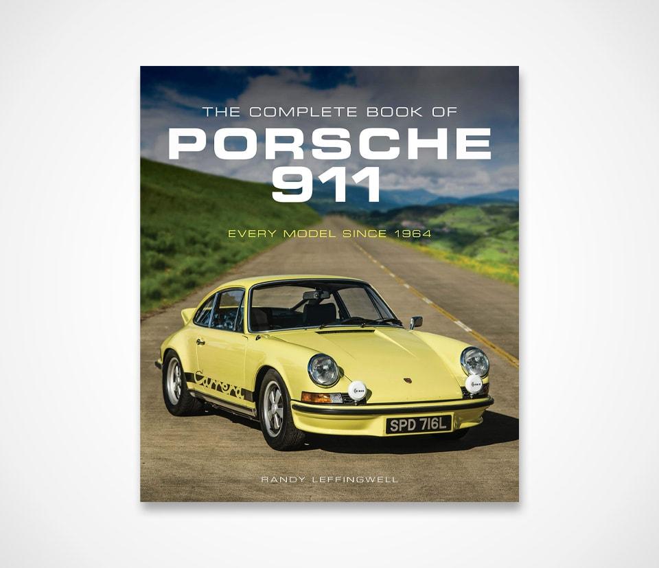 The Complete Porsche 911 Book