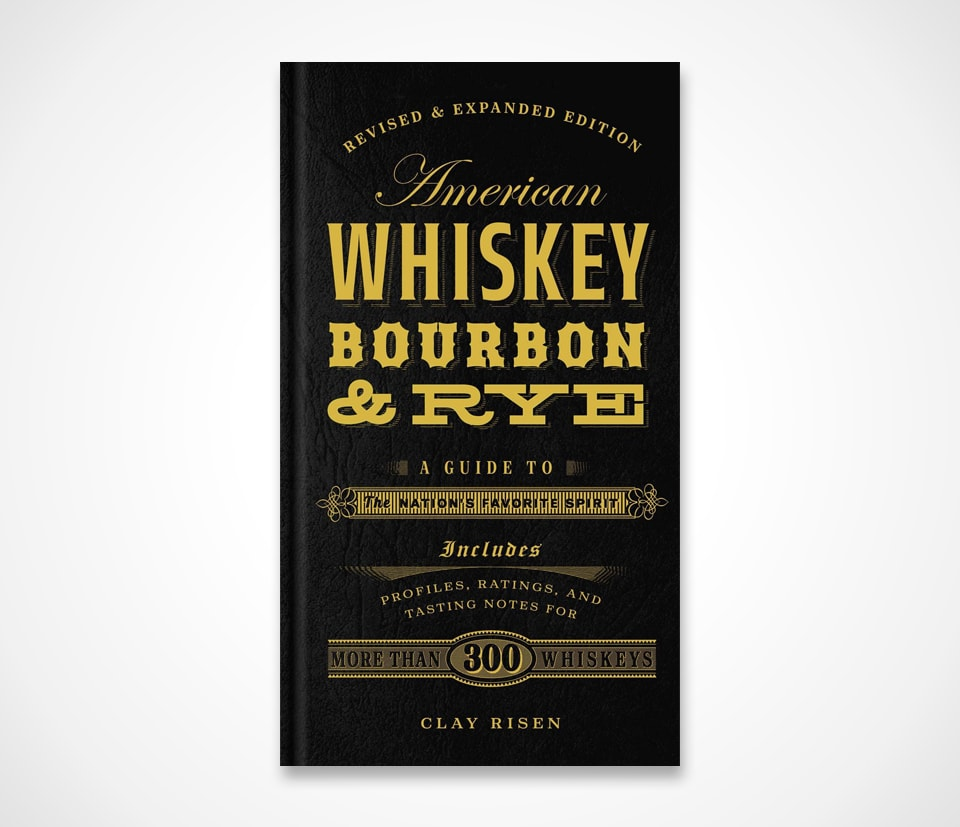 Whiskey and Bourbon book