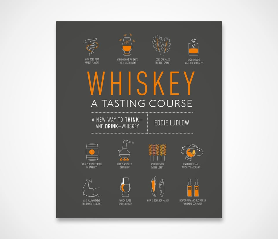 Whiskey tasting course book