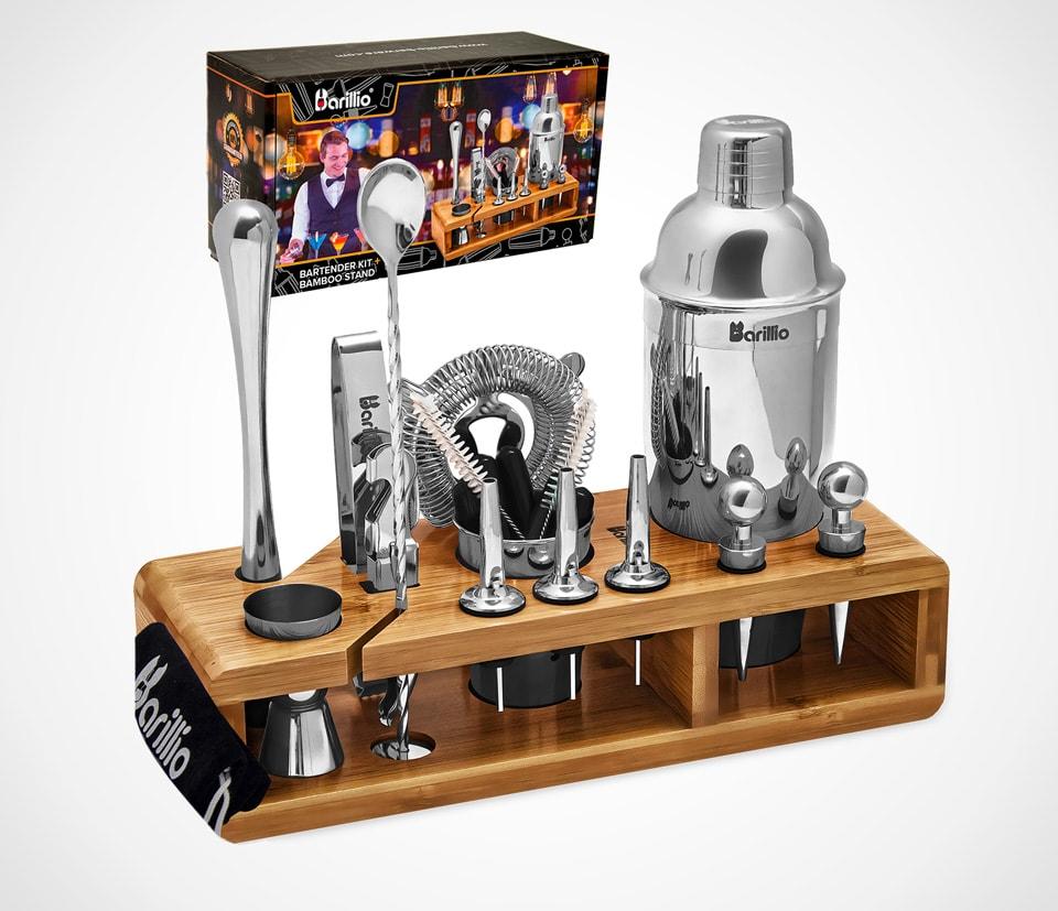 Barillio Elite Bartender Kit - Time To Upgrade Your Home Bar