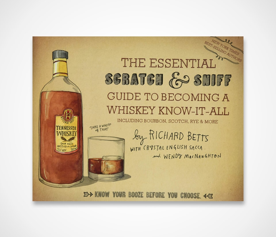 whiskey guide book