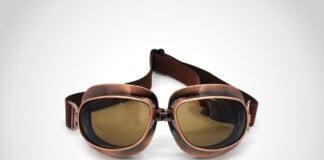 Best Motorcycle Goggles in Bronze