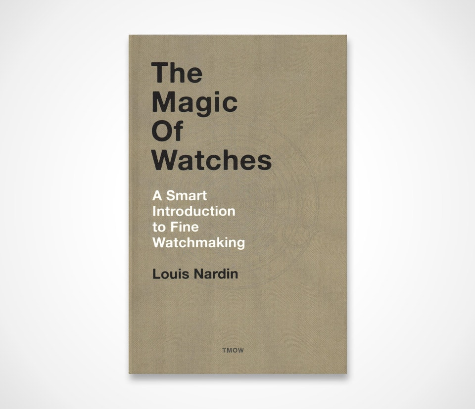 Book about Fine Watchmaking