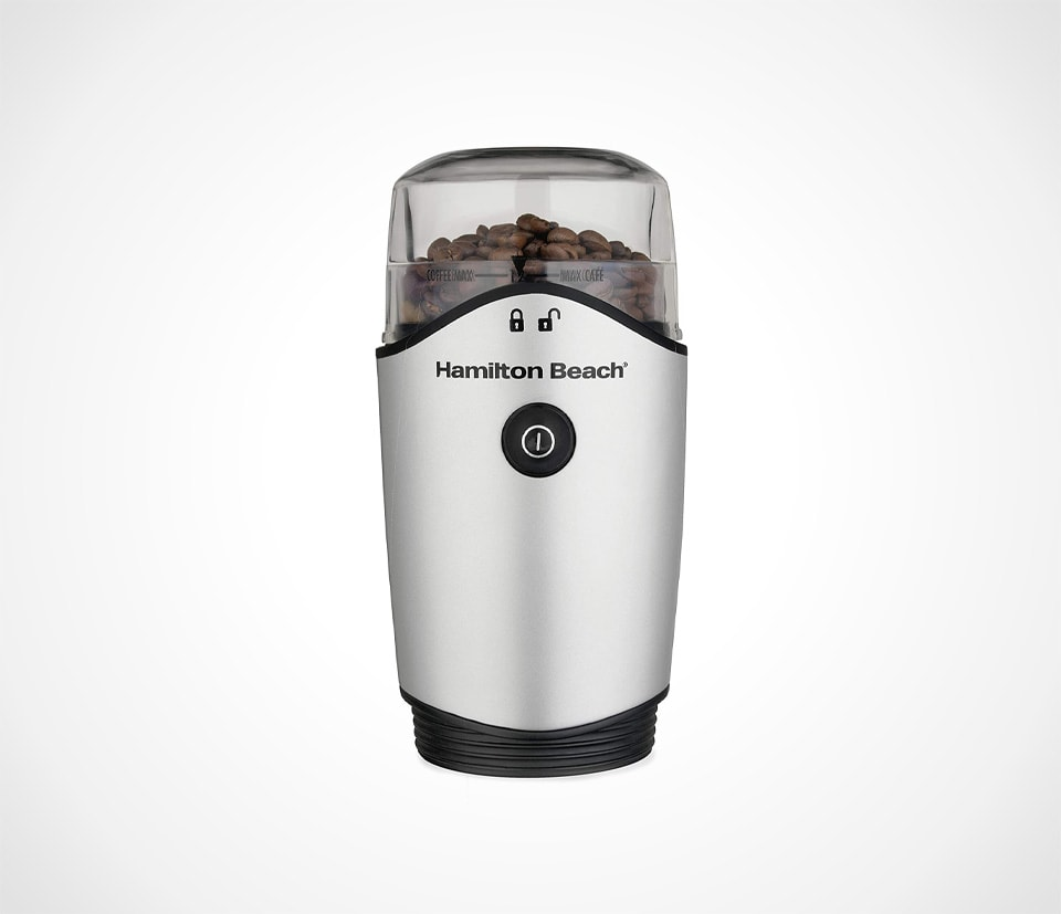 Electric Coffee Grinder for Beans