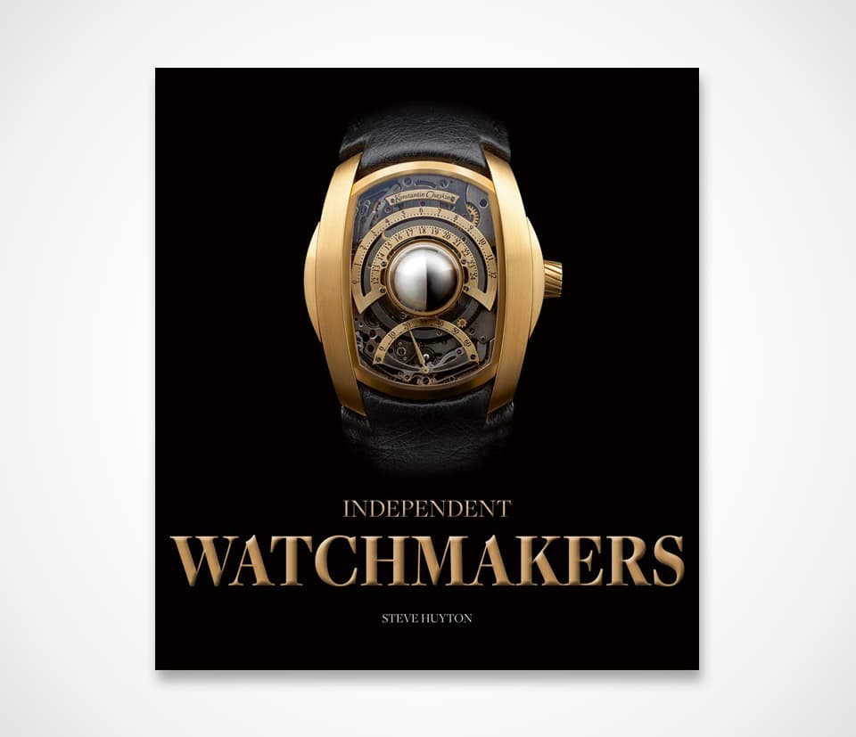 Independent Watchmakers hardcover