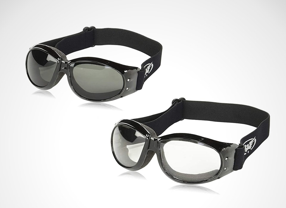 Motorcycle night Goggles Day Night