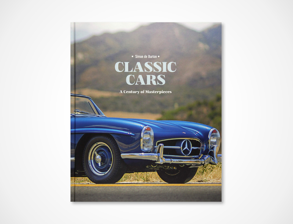 A book about classic cars