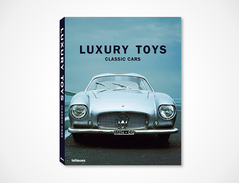Best Classic Car Books For Your Coffee Table