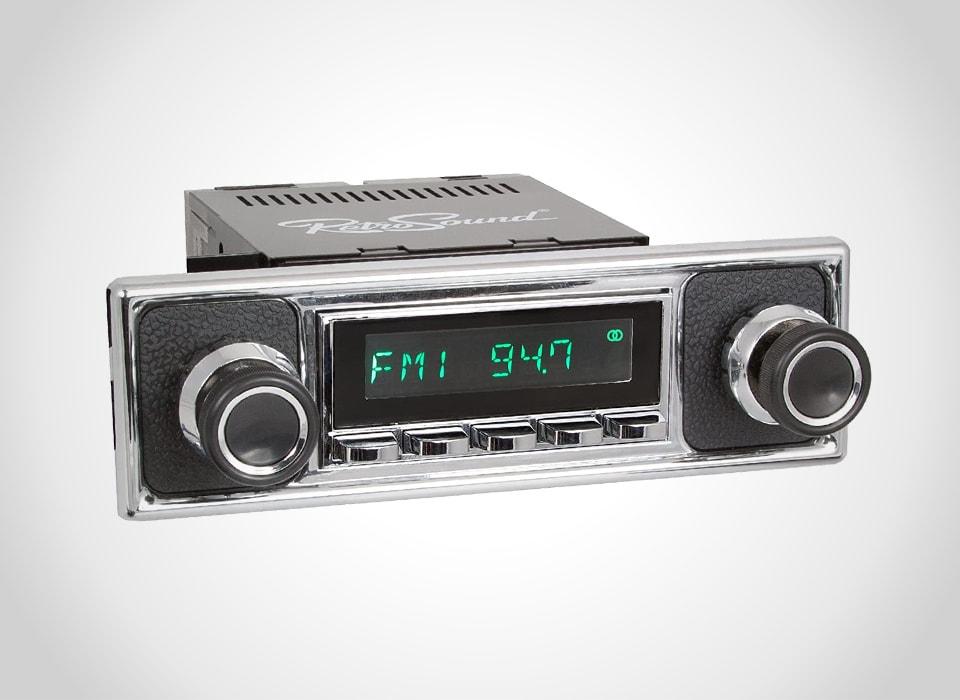 Best Retro in dash Hermosa stereos