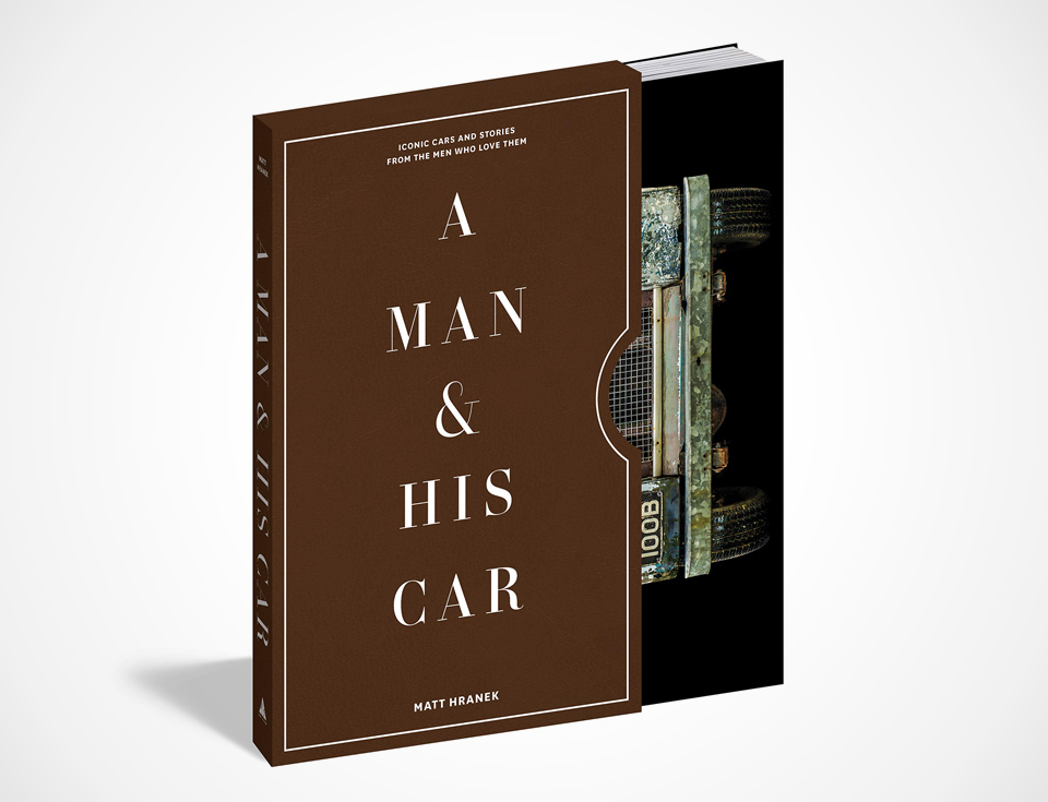 Book - A man and his car