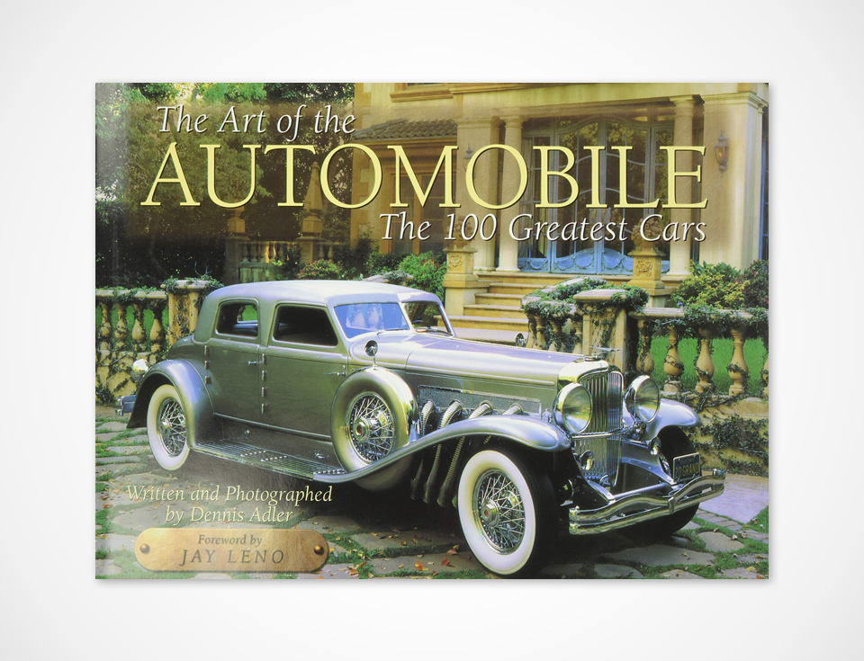 Book about automobile history