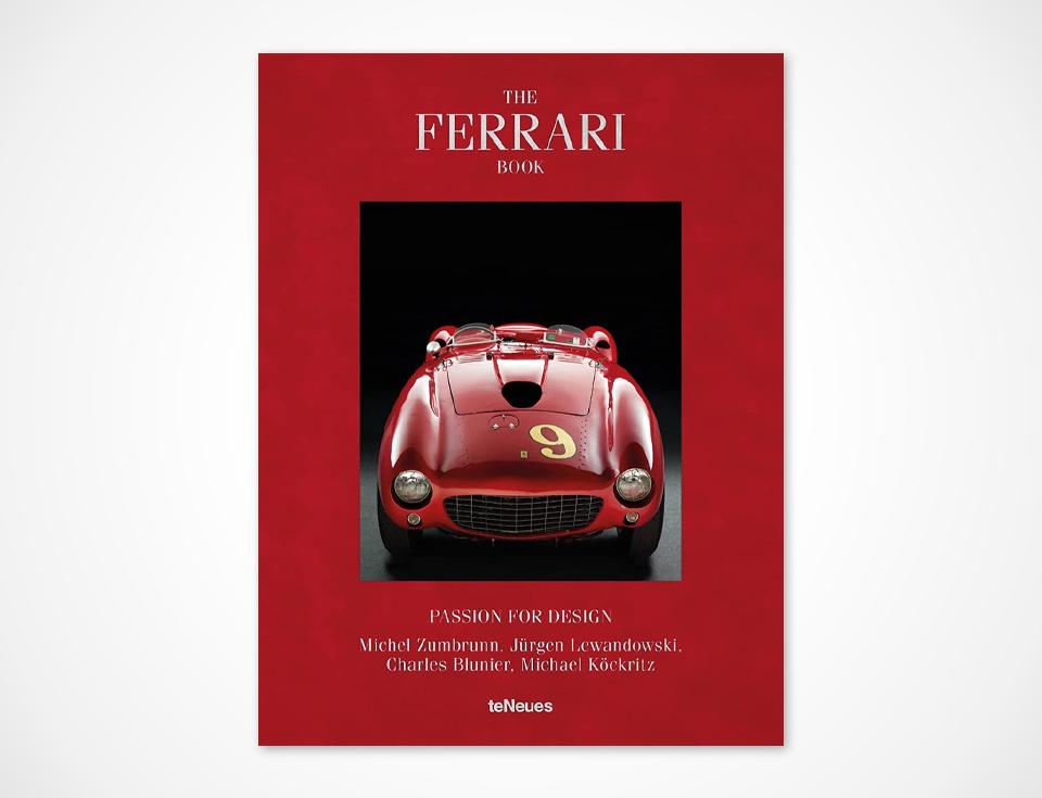 Classic Ferrari Book