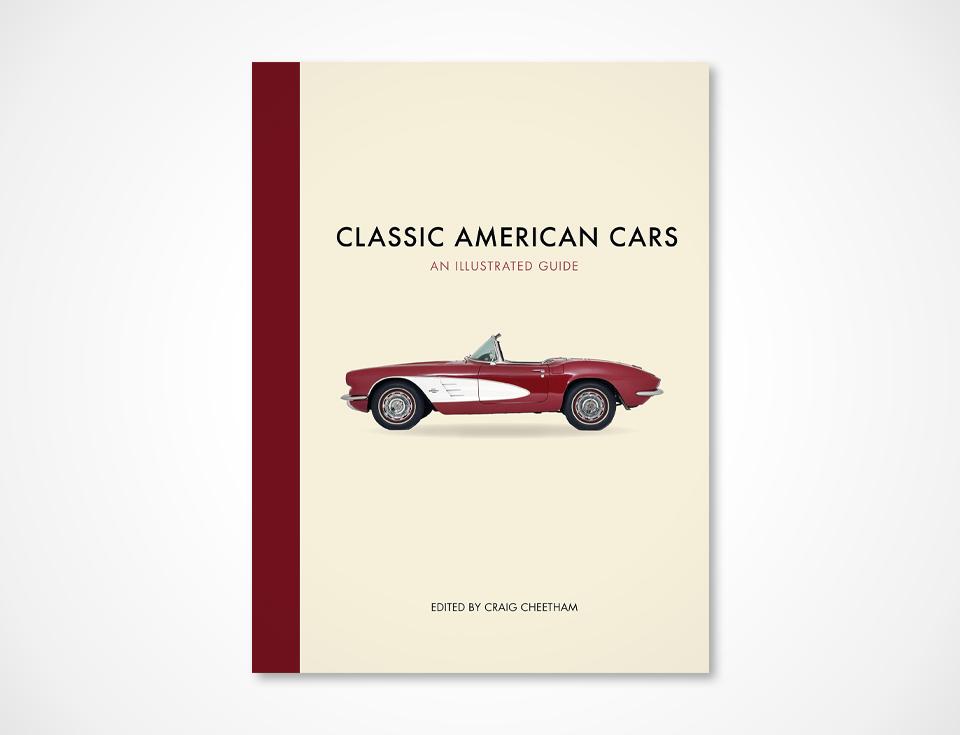 Classic american car books