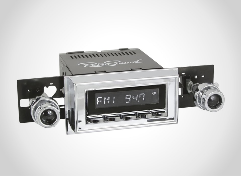 Laguna Radio for Classic Vehicles