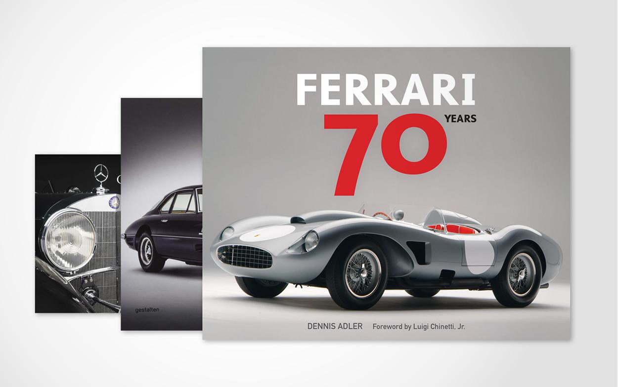 review - Classic car books
