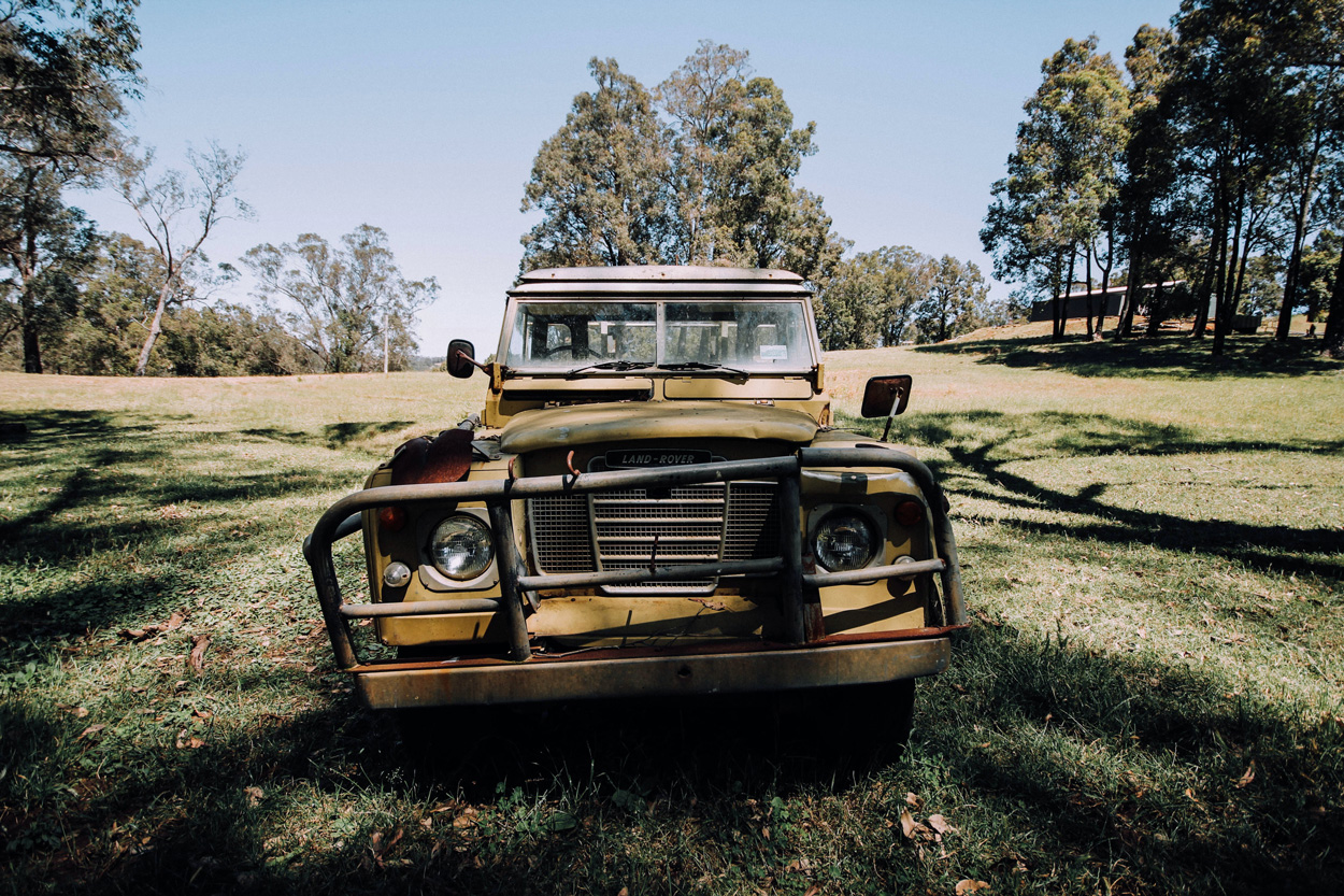 Used Landrover