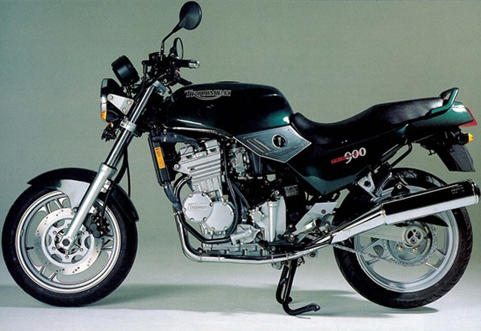 1990 Triumph Trident 900