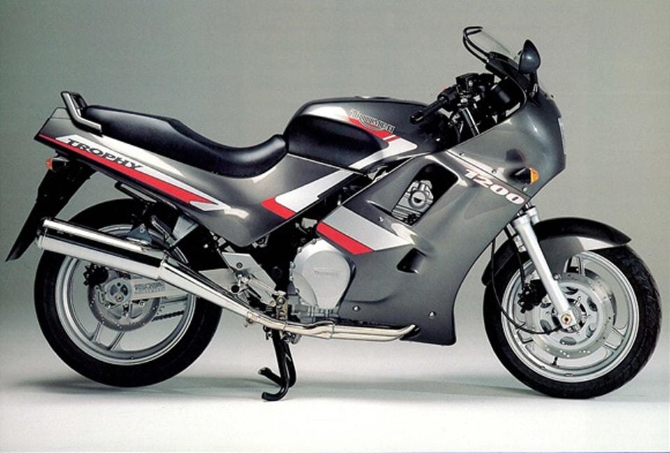 1990 Triumph Trophy 1200