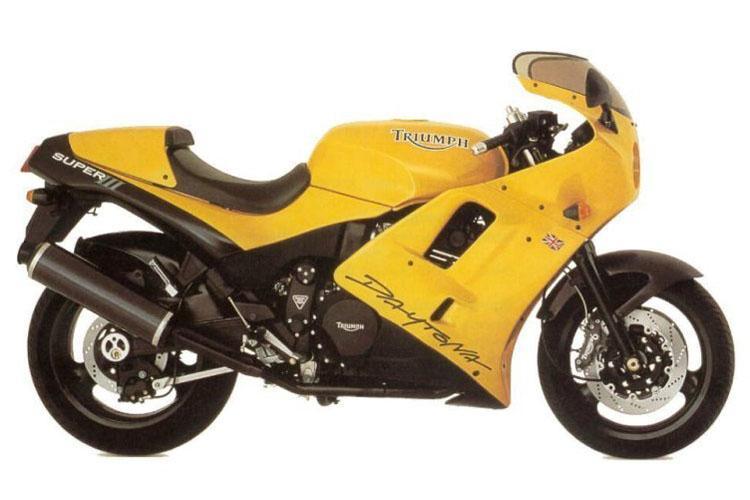 Daytona Super III 900cc