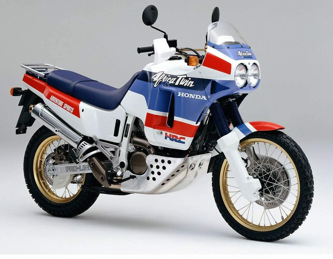 Honda XRV650 from 1989