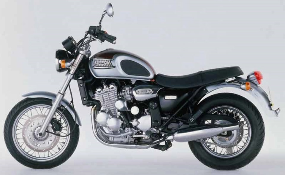 Thunderbird 900cc