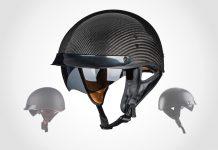 Best Carbon Fiber Half Helmets